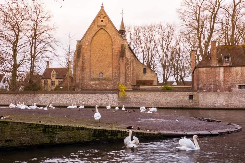 La fiaba di Bruges, cuore medievale delle Fiandre