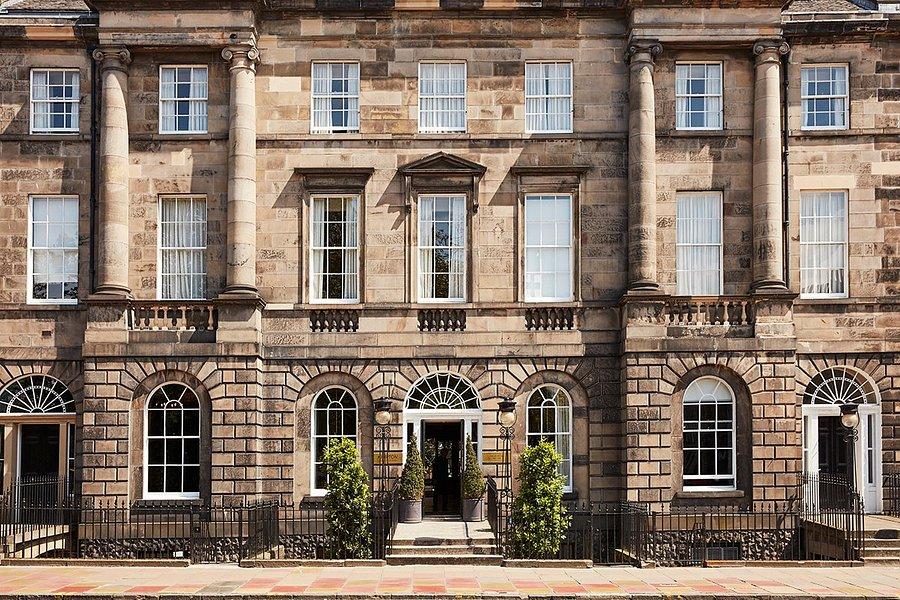 Kimpton Charlotte Square Hotel, eleganza dallo stile scozzese